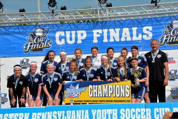 Blue Tigers Win U18 Presidents Cup